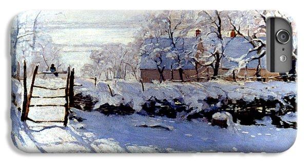 Claude Monet: The Magpie IPhone 6 Plus Case