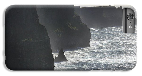 Landscape iPhone 6 Plus Case - Cliffs Of Moher 1 by Mike McGlothlen