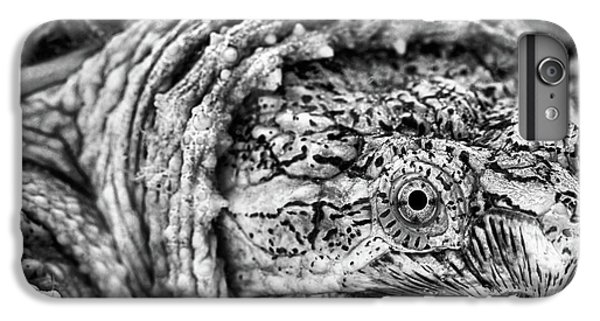 IPhone 6 Plus Case featuring the photograph Closeup Of A Snapping Turtle by JC Findley