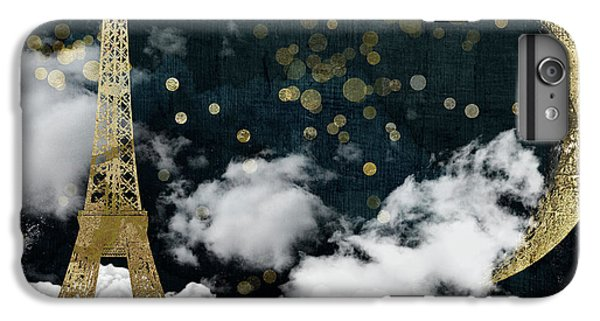 Cloud Cities Paris IPhone 6 Plus Case
