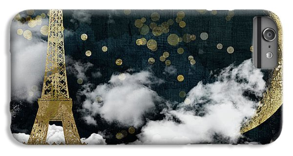 Cloud Cities Paris IPhone 6 Plus Case by Mindy Sommers
