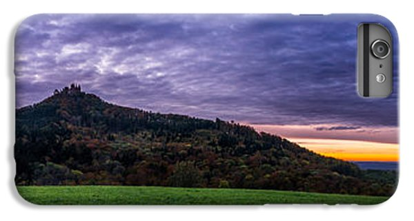 Clouds Over The Hohenzollern Castle IPhone 6 Plus Case