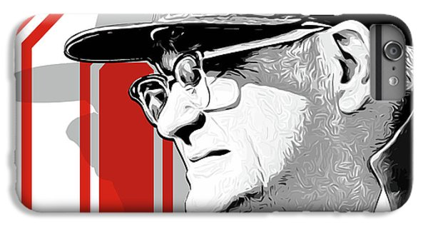Miami iPhone 6 Plus Case - Coach Woody Hayes by Greg Joens