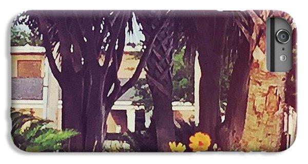 Orange iPhone 6 Plus Case - Coastal Beauty #art #msgulfcoast by Joan McCool