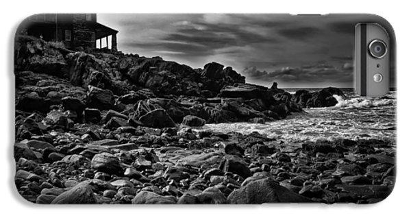 Coastal Home  Kennebunkport Maine IPhone 6 Plus Case by Bob Orsillo