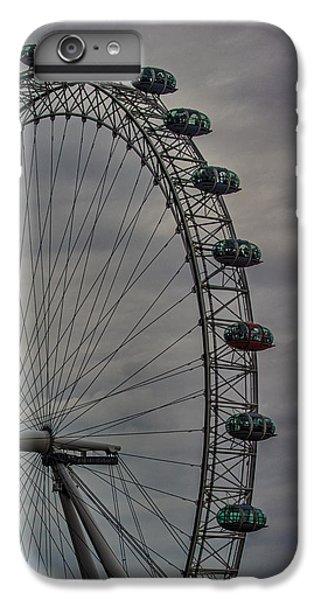 London Eye iPhone 6 Plus Case - Coca Cola London Eye by Martin Newman