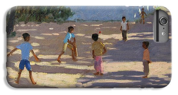 Cricket iPhone 6 Plus Case - Cochin by Andrew Macara