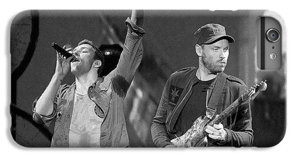 Coldplay 14 IPhone 6 Plus Case by Rafa Rivas