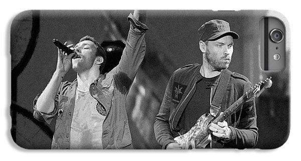 Coldplay 14 IPhone 6 Plus Case by Rafa Rivas