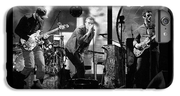 Coldplay 15 IPhone 6 Plus Case by Rafa Rivas