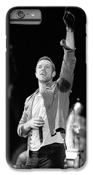 Coldplay 16 IPhone 6 Plus Case by Rafa Rivas