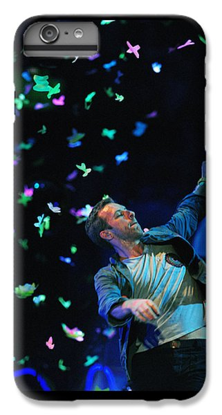Coldplay1 IPhone 6 Plus Case by Rafa Rivas