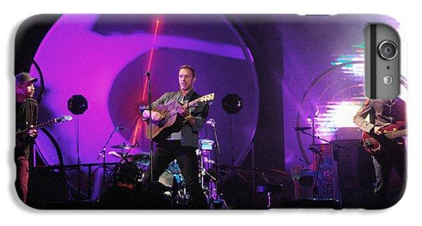 Coldplay5 IPhone 6 Plus Case by Rafa Rivas