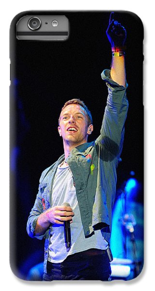 Coldplay8 IPhone 6 Plus Case by Rafa Rivas