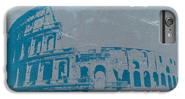 Coliseum IPhone 6 Plus Case by Naxart Studio