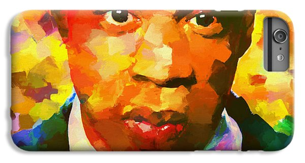 Colorful Jay Z Palette Knife IPhone 6 Plus Case