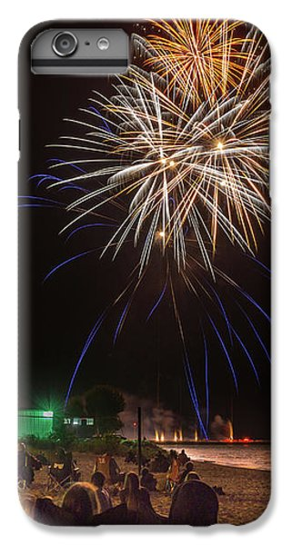 IPhone 6 Plus Case featuring the photograph Colorful Kewaunee, Fourth by Bill Pevlor