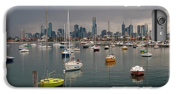 Colour Of Melbourne 2 IPhone 6 Plus Case by Werner Padarin