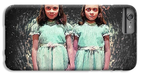 Come Play With Us - The Shining Twins IPhone 6 Plus Case