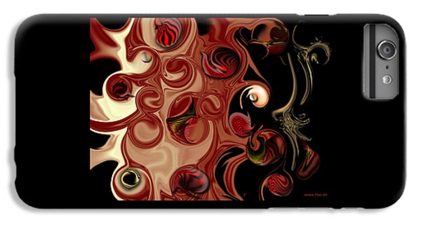 Complex Analysis IPhone 6 Plus Case