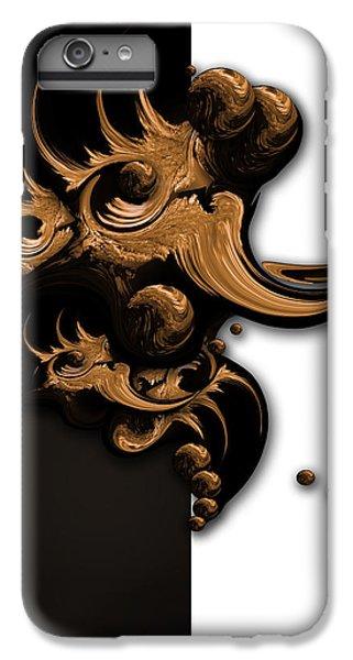 IPhone 6 Plus Case featuring the digital art Complex Formation by Carmen Fine Art