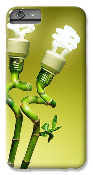 Conceptual Lamps IPhone 6 Plus Case by Carlos Caetano
