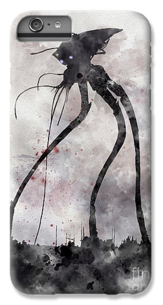 Conflict IPhone 6 Plus Case by Rebecca Jenkins