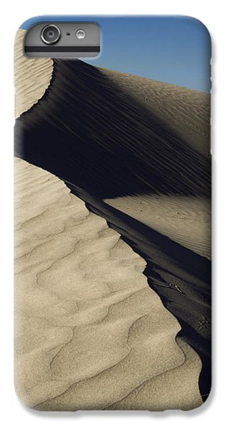 Desert iPhone 6 Plus Case - Contours by Chad Dutson