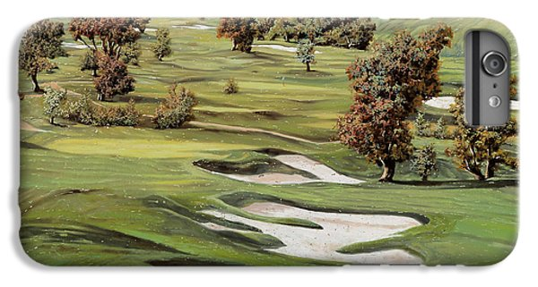 Cordevalle Golf Course IPhone 6 Plus Case by Guido Borelli