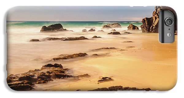 Corunna Point Beach IPhone 6 Plus Case by Werner Padarin