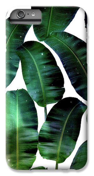 Cosmic Banana Leaves IPhone 6 Plus Case
