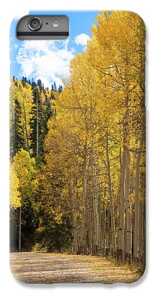 IPhone 6 Plus Case featuring the photograph Country Roads by David Chandler