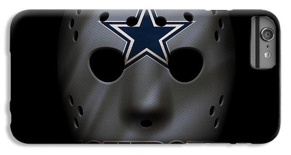 Cowboys War Mask 2 IPhone 6 Plus Case