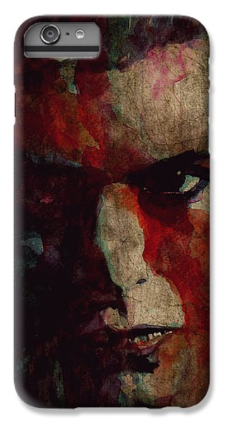 Rock Legend iPhone 6 Plus Case - Cracked Actor by Paul Lovering
