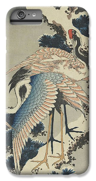 Cranes On Pine IPhone 6 Plus Case