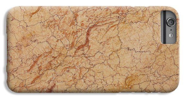 Crema Valencia Granite IPhone 6 Plus Case by Anthony Totah