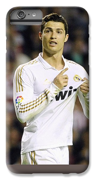 Cristiano Ronaldo 4 IPhone 6 Plus Case