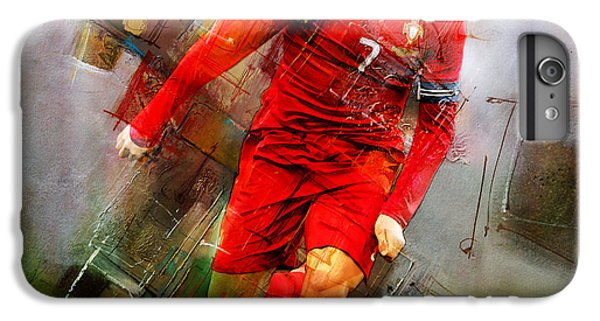 Cristiano Ronaldo  IPhone 6 Plus Case by Gull G