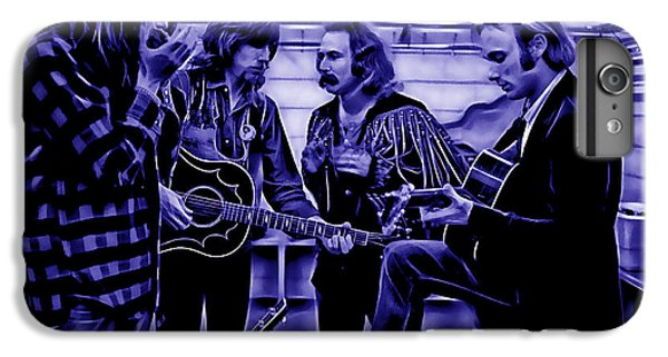 Crosby Stills Nash And Young IPhone 6 Plus Case