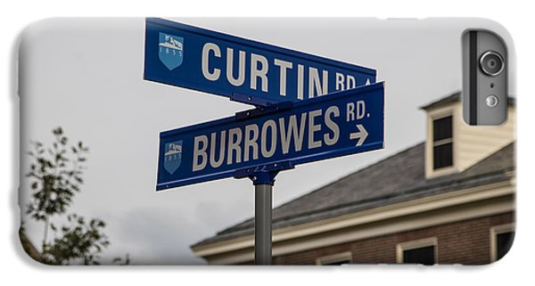 Curtin And Burrowes Penn State  IPhone 6 Plus Case by John McGraw