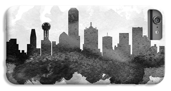Dallas Cityscape 11 IPhone 6 Plus Case by Aged Pixel