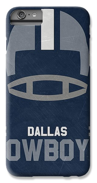 Dallas Cowboys Vintage Art IPhone 6 Plus Case