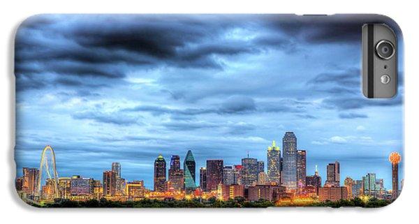 Dallas Skyline IPhone 6 Plus Case