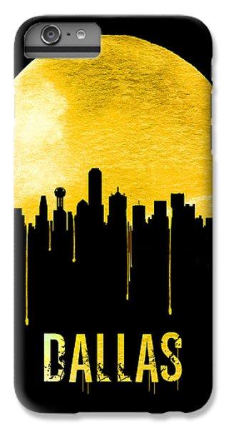 Dallas Skyline Yellow IPhone 6 Plus Case