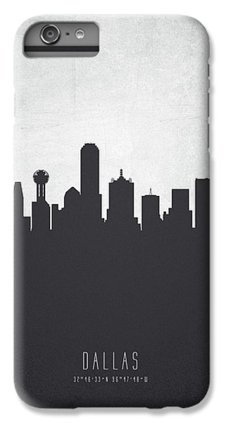 Dallas Texas Cityscape 19 IPhone 6 Plus Case by Aged Pixel