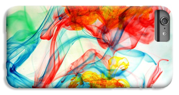 Dancing In Water IPhone 6 Plus Case by Michael Ledray