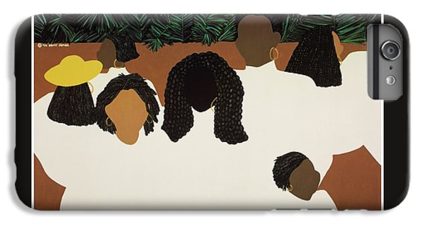 iPhone 6 Plus Case - Daughters by Synthia SAINT JAMES
