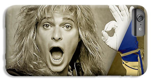David Lee Roth Collection IPhone 6 Plus Case