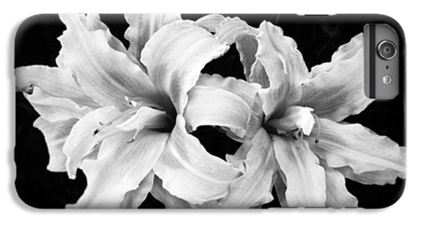 Day Lilies #noir #iphoneonly #iphone6 IPhone 6 Plus Case