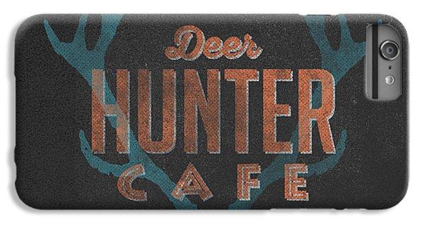 Deer Hunter Cafe IPhone 6 Plus Case by Edward Fielding